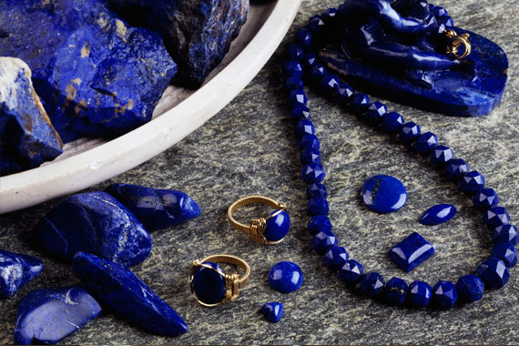 Why People Belief Lapis Lazuli Bring Good Luck?