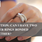 Solution: Can I have Two Silver Rings Bonded Together?