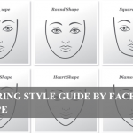 Earring Style Guide by Face Shape
