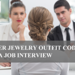 Silver Jewelry Outfit Code for A Job Interview
